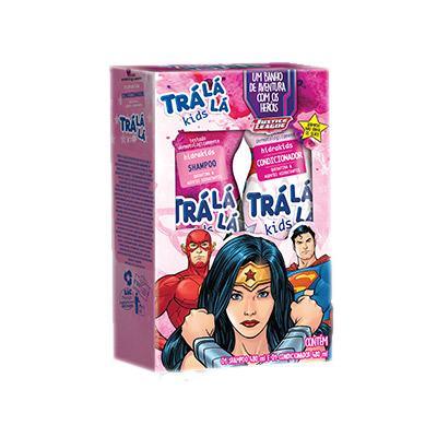 Imagem 1 do produto Kit Infantil Trá Lá Lá Hidrakids 480ml