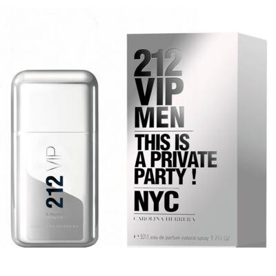Imagem 2 do produto 212 Vip Men Carolina Herrera - Perfume Masculino - Eau de Toilette - 50ml