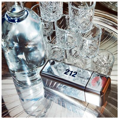 Imagem 3 do produto 212 Vip Men Carolina Herrera - Perfume Masculino - Eau de Toilette - 50ml