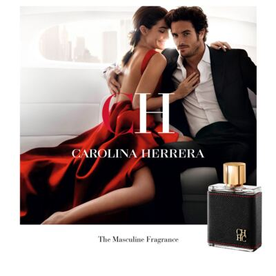 Imagem 3 do produto CH Men Carolina Herrera - Perfume Masculino - Eau de Toilette - 100ml