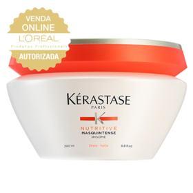 Kérastase Nutritive Masquintense Cabelos Grossos  - Máscara de Tratamento - 200ml