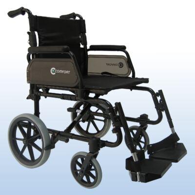 Cadeira de Rodas Pneu Maciço SL-7100 Praxis - Assento 40