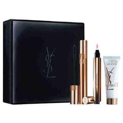 Yves Saint Laurent Beauty Icon Gift Set Yves Saint Laurent - Corretivo Iluminador + Máscara para Cílios + Primer - Kit