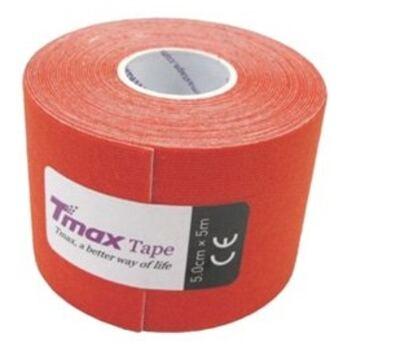 Imagem 1 do produto FITA DE KINESIO 5MX5CM VERMELHO TMAX
