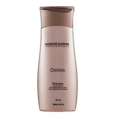 Control System Delete  - Shampoo de Limpeza Profunda - 250ml