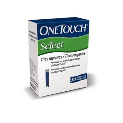 Imagem 2 do produto Tira Reagente One Touch Select