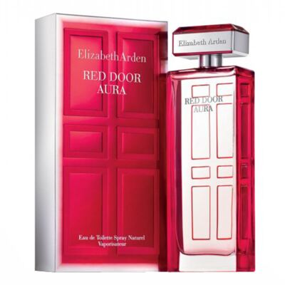 Red Door Aura Elizabeth Arden - Perfume Feminino - Eau de Toilette - 30ml