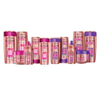 Imagem 2 do produto L'Oréal Paris Elseve Quera-Liso Leve e Sedoso - Creme de Pentear - 250ml