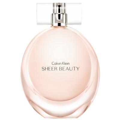Imagem 1 do produto Calvin Klein Sheer Beauty Calvin Klein - Perfume Feminino - Eau de Toilette - 50ml
