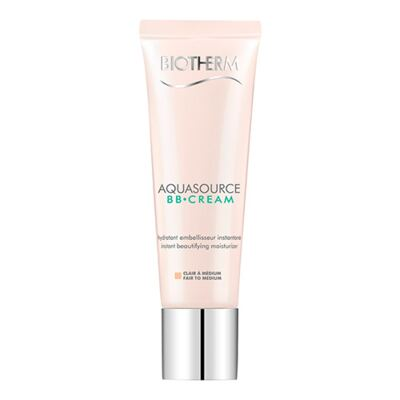 Aquasource BB Cream FPS15 Biotherm - Base Facial - 30ml - Clair