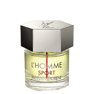 L'Homme Sport Yves Saint Laurent - Perfume Masculino - Eau de Toilette - 60ml