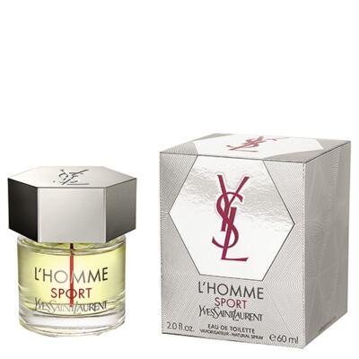 Imagem 4 do produto L'Homme Sport Yves Saint Laurent - Perfume Masculino - Eau de Toilette - 60ml