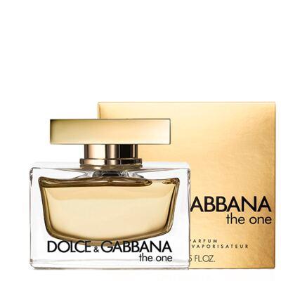 Imagem 4 do produto The One Dolce & Gabbana - Perfume Feminino - Eau de Parfum - 30ml