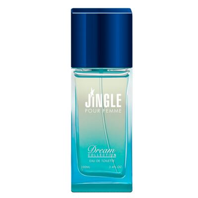 Jingle Pour Femme Dream Collection - Perfume Feminino - Eau de Toilette - 100ml