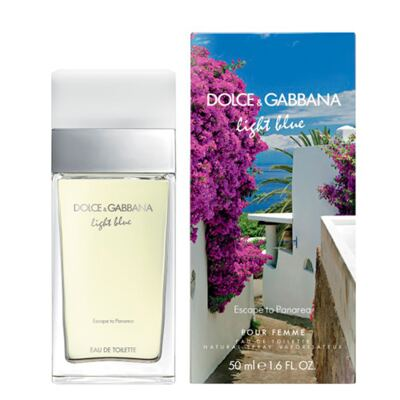 Imagem 2 do produto Light Blue Escape to Panarea Dolce & Gabbana - Perfume Feminino - Eau de Toilette - 50ml