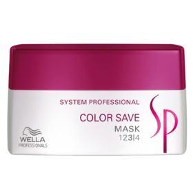 Wella SP Color Save Mask - Máscara de Tratamento - 400ml