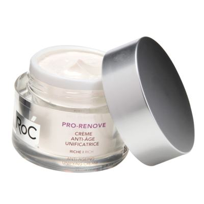 Imagem 4 do produto Roc Pro Renove Creme Antiidade - Roc Pro Renove Creme Antiidade 50ml