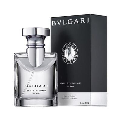 Imagem 1 do produto BVLGARI Pour Homme Soir BVLGARI - Perfume Masculino - Eau de Toilette - 50ml