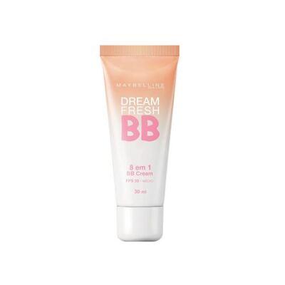 Dream Fresh BB Cream 30ml Maybelline - Base Facial - Médio