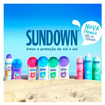 Protetor Solar Sundown Protetor Solar FPS30 200ml - Farmácias APP ... f9956879bc