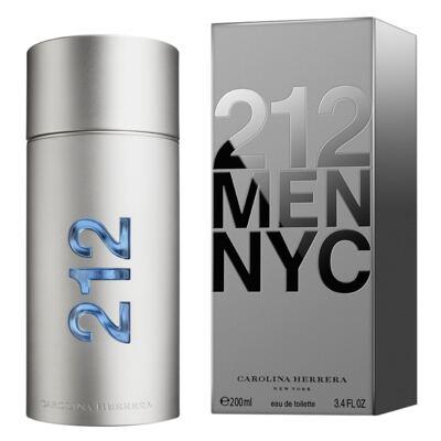 Imagem 2 do produto 212 Men Nyc Carolina Herrera - Perfume Masculino - Eau de Toilette - 200ml