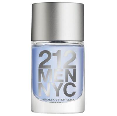 Imagem 1 do produto 212 Men Nyc Carolina Herrera - Perfume Masculino - Eau de Toilette - 30ml