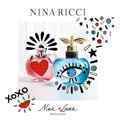 Imagem 3 do produto Nina Nina Ricci - Perfume Feminino - Eau de Toilette - 80ml