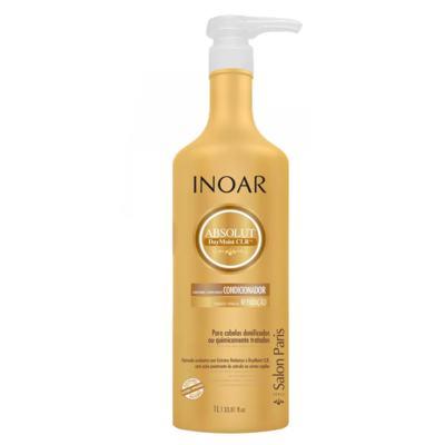 Imagem 3 do produto Kit Shampoo + Condicionador + Máscara Reparadora Inoar Absolut Daymoist CLR - Kit