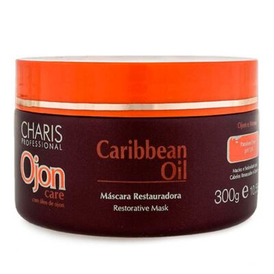Ojon Care Caribbean Oil Charis - Máscara Restaurador - 300g