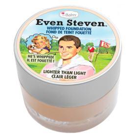 Base em Mousse The Balm - Even Steven - Lighter Than Light