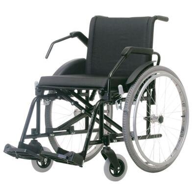 Imagem 1 do produto Cadeira de Rodas Poty Preta Jaguaribe