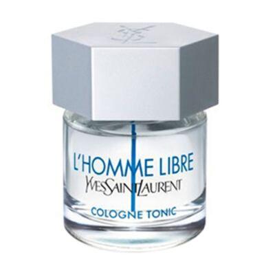 Imagem 1 do produto L'Homme Libre Cologne Tonic Yves Saint Laurent - Perfume Masculino - Eau de Toilette - 60ml