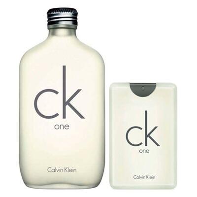 Imagem 1 do produto Ck One Calvin Klein -  Unissex - Eau de Toilette - Kits de Perfumes - Kit