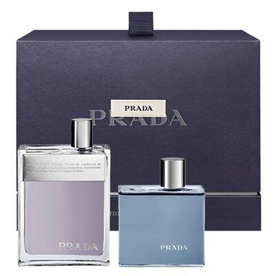 Prada Man Prada - Masculino - Eau de Toilette - Perfume + Gel de Banho - Kit