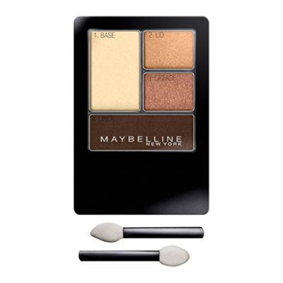 Imagem 1 do produto Expert Wear Quad Maybelline - Paleta de Sombras - Sunlit Bronze
