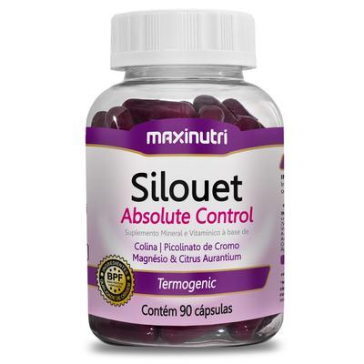 Imagem 1 do produto Silouet Absolute Control 90Cps - Maxinutri - 90Cps