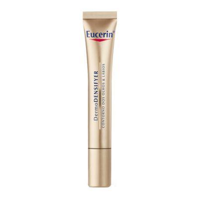 Imagem 1 do produto DermoDENSIFYER Olhos & Lábios FPS 15 Eucerin - Creme de Fortalecimento dos Olhos - 15g