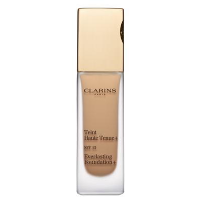 Imagem 1 do produto Everlasting Foundation+ Spf 15 Clarins - Base Líquida - 112 - Amber