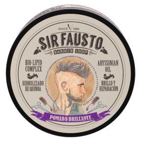 Pomada Brillante para Cabelo  Sir Fausto - 100g