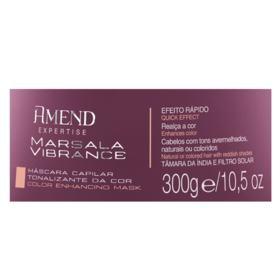 Máscara de Tratamento Amend - Marsala Vibrance - 300g