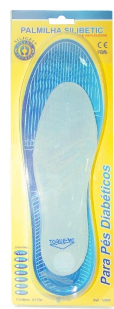 Imagem 3 do produto PALMILHA SILIBETIC 10000 ORTHO PAUHER - 38/39