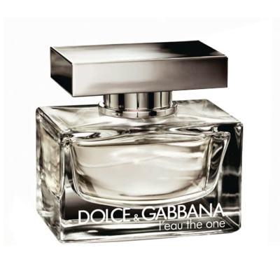 Imagem 1 do produto L´Eau The One Dolce & Gabbana - Perfume Feminino - Eau de Toilette - 50ml
