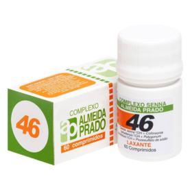 Complexo Homeopático Almeida Prado 46 - 60 comprimidos