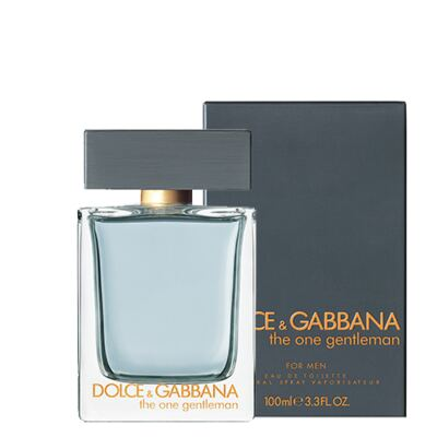 Imagem 2 do produto The One Gentleman Dolce & Gabbana - Perfume Masculino - Eau de Toilette - 100ml