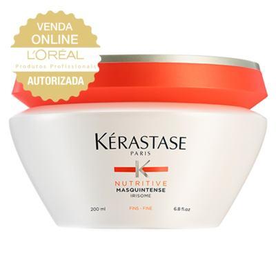 Kérastase Nutritive Masquintense Cabelos Finos  - Máscara de Tratamento - 200ml