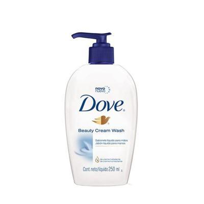 Imagem 1 do produto Sabonete Líquido Dove Beauty Cream Wash Mãos 250ml