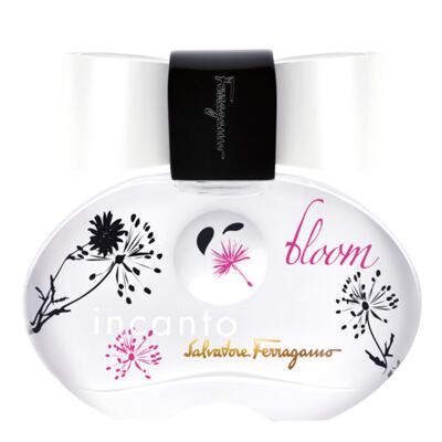 Imagem 1 do produto Incanto Bloom Salvatore Ferragamo - Perfume Feminino - Eau de Toilette - 50ml