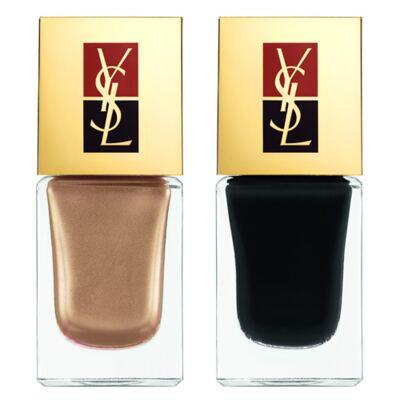 Les Fauves Couture Yves Saint Laurent - Duo de Esmaltes - 01