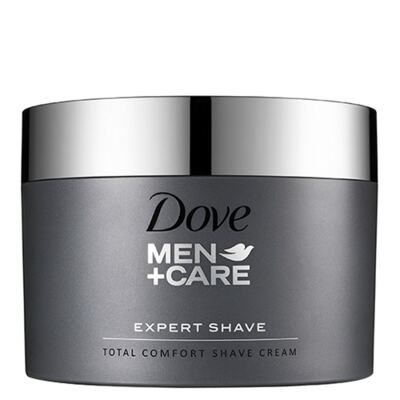 Creme de Barbear Dove Men Care Expert Shave - Total Comfort Shave - 200ml