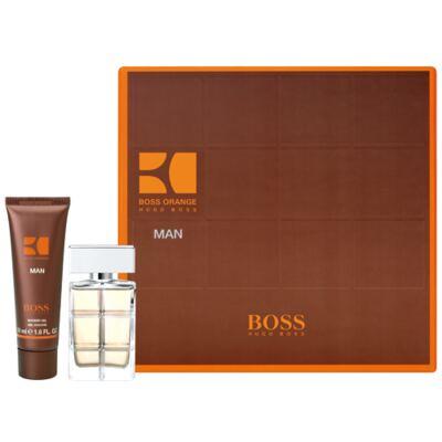 Imagem 1 do produto Boss Orange For Man Hugo Boss - Masculino - Eau de Toilette - Perfume + Gel para Banho - kit